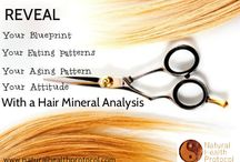 Hair Mineral Analysis / Reveal your Blueprint