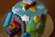 Gâteaux pâte à sucre