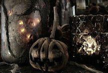 44 Gemütliche rustikale Halloween-Dekor-Ideen