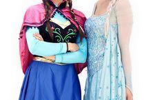 Elsa Party / Dream Elsa parties