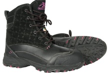 Women's Work Boots / Work Boots For Women that are not only comfortable, but durable, long lasting and made for women's feet.