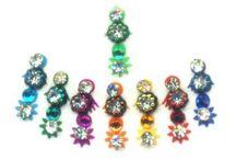 Body Jewels, Body Gems & Bindis / Body Jewels, Body Gems & Bindis / by TattooForAWeek.com Temporary Tattoos