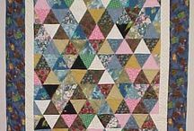 Inspiration for Traditional quilts / Inspirational for making traditional Quilts that could be made using Carol Quilts innovative templates