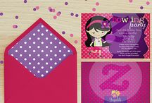 Kids Party / by Girly Template