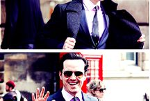 Andrew Scott ♥ / Supet duper cute actor Andrew Scott (yes, that Moriarty guy) ♥