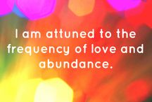 #MoneyLove / Vision board of all things prosperity, money and abundance