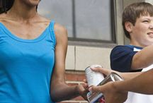 Giving- Volunteering, Donating, Etc