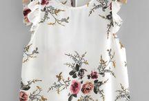 Bluz tasarımları