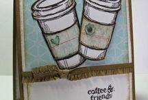 Cards: Coffee & Tea