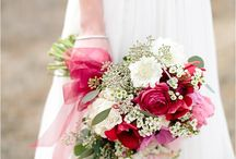 Wedding Flowers / Traditional and trending floral arragement ideas for the perfect wedding