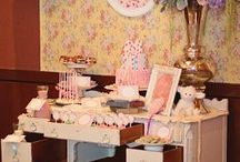 Vintage Glam party ideas / by Jennifer Kirlin | BellaGrey Designs