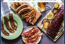 Food, Glorious Food!! / by Gwyndolyn Lynch