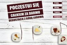 Cafe Góra Lodowa / Facebook'owy profil sieci kawiarni na Środkowym Pomorzu, obejmujący punkty w Ustce i Słupsku. Szeroki asortyment lodów , ciast i tortów. Branża cukiernicza.