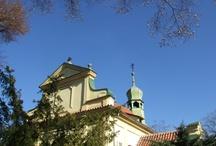 Churches of Czech republik