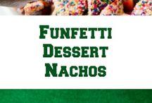 Random other desserts