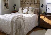 Master Bedroom / by Sarah McLelland