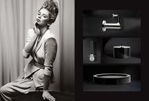 Heritage is in fashion / Bathroom accessories inspired in the fashion and in the luxury interior design
