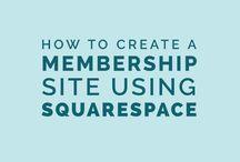 Membership site