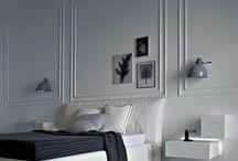 Dormitorios / Diferentes estilos, diferentes ambientes, para todos ellos puedes encontrar soluciones en Orac Decor. Zócalos, Molduras, cornisas y perfiles arquitectónicos.