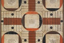 Design : Antique Game Boards