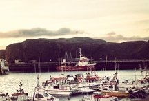 Stykkishólmur / A small fishing town in West Iceland located next to Breidafjordur bay, the Icelandic Archipelago.  A must see for nature lovers.