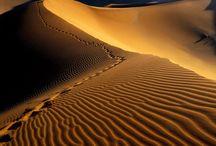 Desiertos - deserts / Unas vistas espectaculares de los desiertos