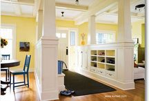 entry way / by Amy Griffin