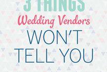 Wedding planning tip