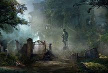 Swamp/Ruins