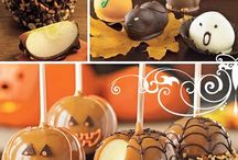 halloween / Halloween decorations, food, drinks, crafts and party ideas / by Patricia Shmoorkoff