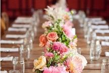 Clara's wedding flowers