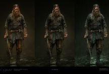 LIFE IS FEUDAL / Concept Art