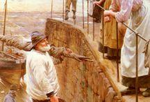 Langley, Walter (1852-1922, British painter)