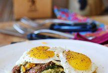 Eats main dish Breakfast / by Debbie Buchholz