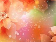Bloemen achtergronden