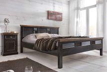 Retro Design Super King Beds