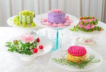 Salad cakes!