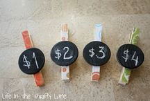 Craft booth ideas / by Susan Mosher
