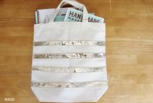 Bag decorations / by Bags to Make