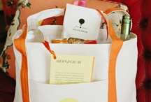 Weddings - Welcome Totes & Boxes