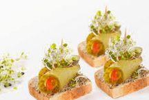pomysł na mini kanapeczki
