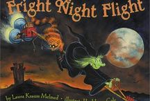 Not Just for Halloween / Your reader love scary stuff?  Get ready to crawl under the covers with a flashlight and share some of these books you can enjoy anytime!