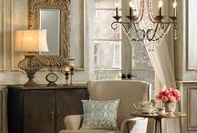 French Decor / French inspired Decor for future reference