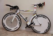 True White TT Bikes