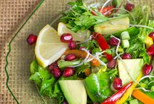 And now....Salads, Dressings and Sauces :)