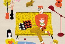 envitronment - children's book indoor