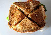 Sandwiches /lunch