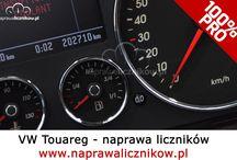 Naprawa licznika VW / Profesjonalna naprawa liczników montowanych w samochodach marki VW. Naprawiamy wszystkie rodzaje liczników, zarówno te starsze, jak i zupełnie nowe. Gwarantujemy ekspresowe terminy napraw oraz najwyższą jakość.
