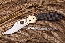 Knife / Новинки ножевой индустрии