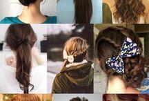 penteados com laços